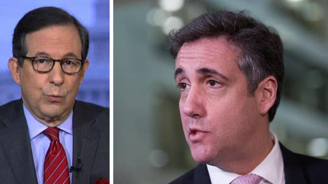 Chris Wallace breaks down the most powerful moments from the Michael Cohen testimony