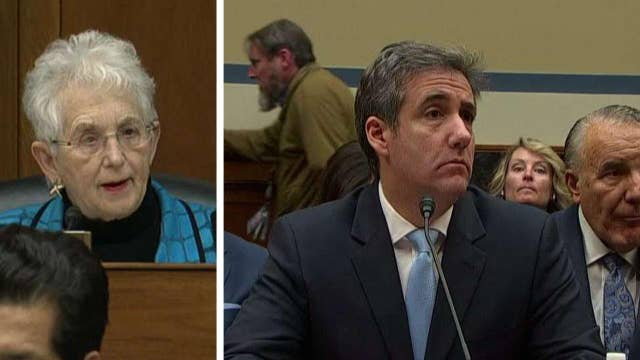 Michael Cohen does not rule out running for public office in New York while testifying on Capitol Hill