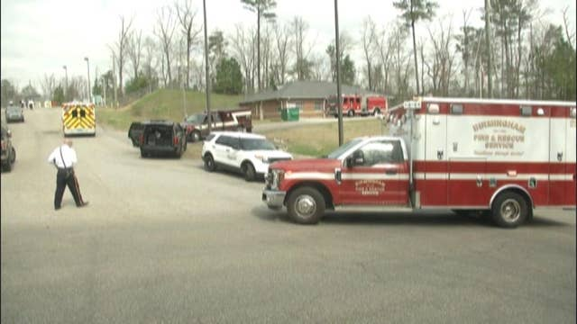 Toxic gas at Birmingham water treatment plant sends dozens of workers to hospitals