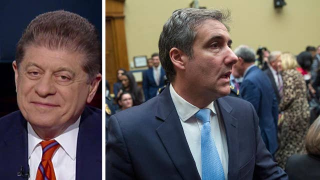 Napolitano: Michael Cohen paints a potentially grave picture for the president