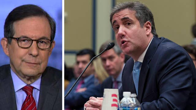 Wallace: Cohen's testimony indicates 'criminal exposure' for Trump