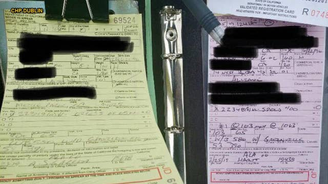 Driver caught speeding 2 times in 11 minutes