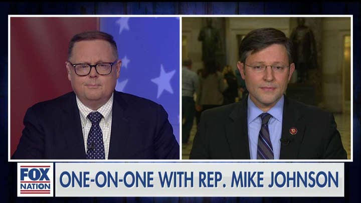 Todd Starnes and Mike Johnson on 'So Help Me God' in Oath