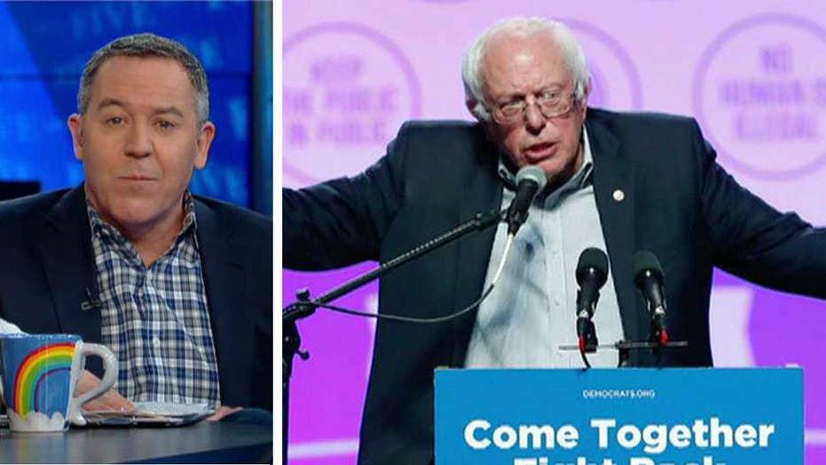 Gutfeld on Bernie Sanders' socialist dreams