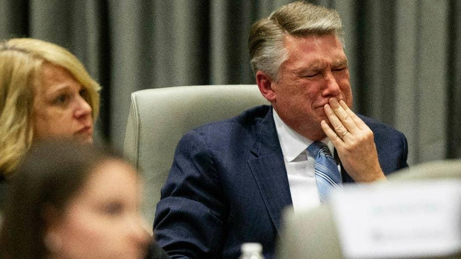 Mark Harris withdraws from North Carolina House race