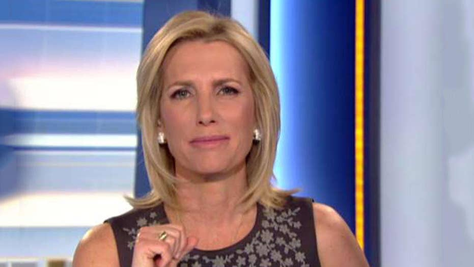 Ingraham: The left's dark evangelism
