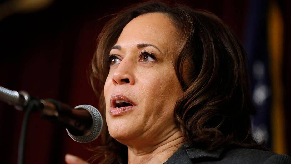 2020 presidential Democrats push for slavery reparations