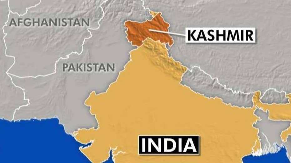 Pakistan military reports shooting down two Indian warplanes over Kashmir