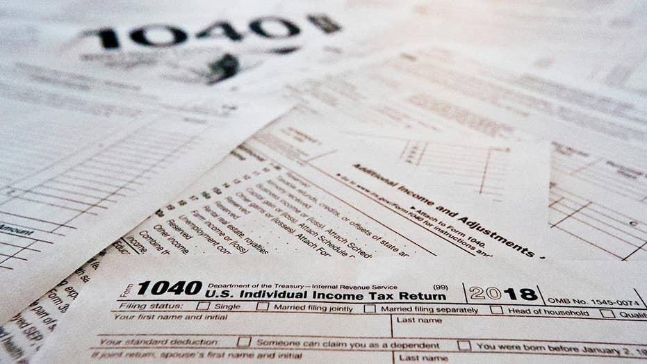 IRS calls news reports on reduction in tax refunds 'misleading'