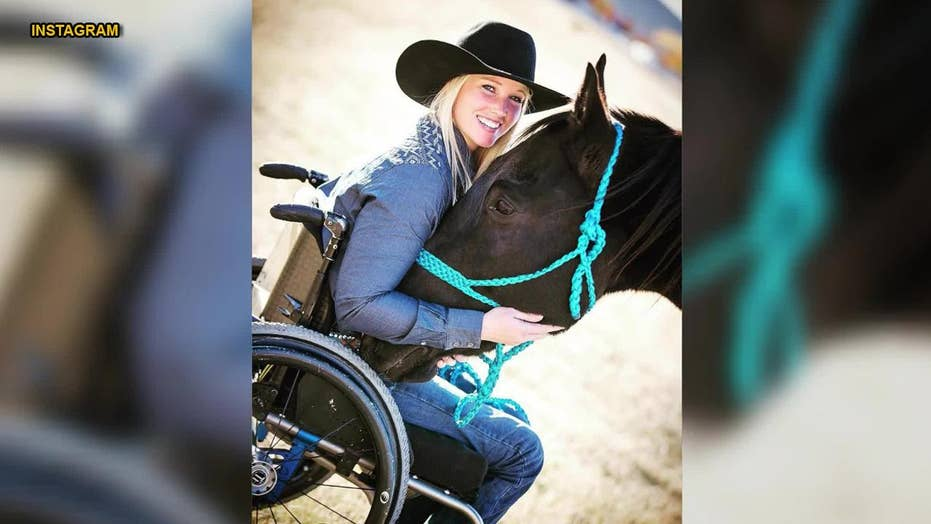 Rodeo star claims United Airlines staffer called her solo wheelchair entry to plane a 'liability'