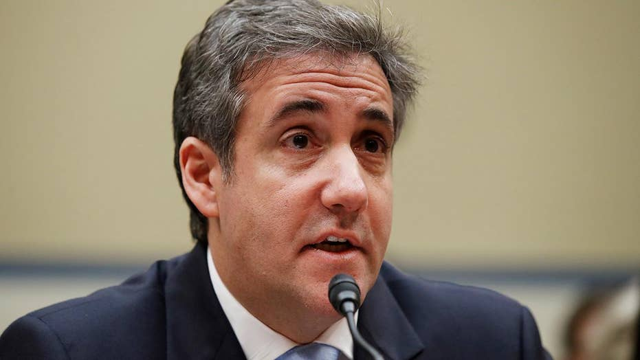 Michael Cohen: President Trump is a racist, conman and cheat