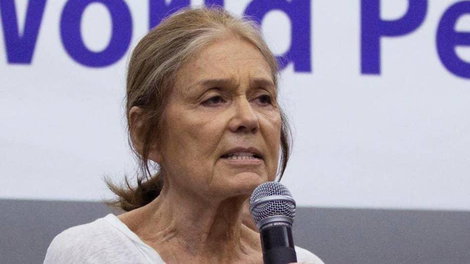 Gloria Steinem compares pro-lifers to Nazis