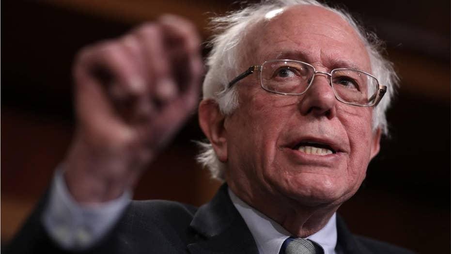 CNN accused of stacking audience against Bernie Sanders
