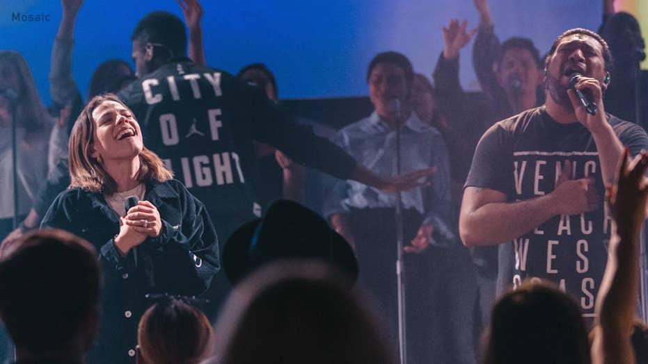 Hollywood worship band: 'Worship can be fun, too'
