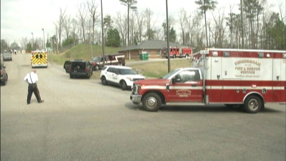 Toxic gas at Birmingham water treatment plant sends dozens workers to hospitals