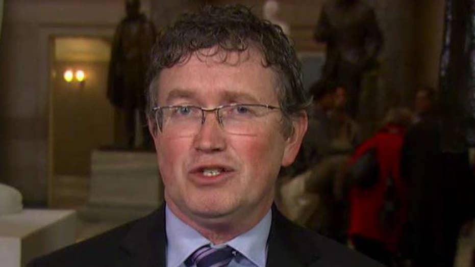 Massie: Cohen is the least credible witness we've had in the oversight committee since I've been in office
