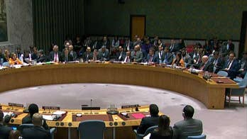 Russia and China veto US resolution on Venezuela at the United Nations