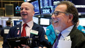 Stocks were on fire in February