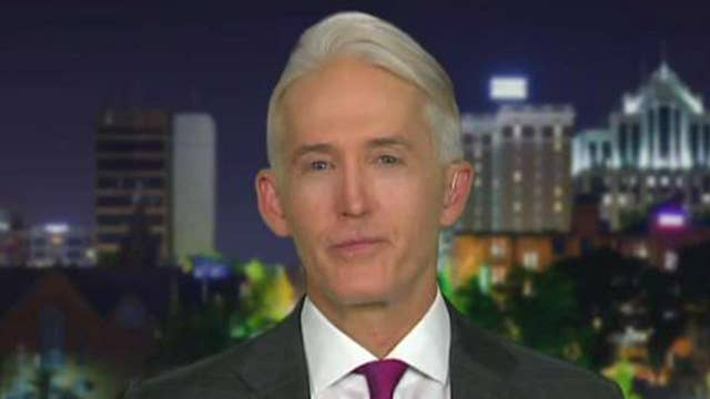 Gowdy: The one thing Cohen has been consistent on is the lack of collusion