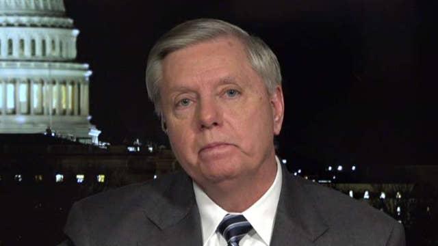 Graham: President Trump rattled North Korea