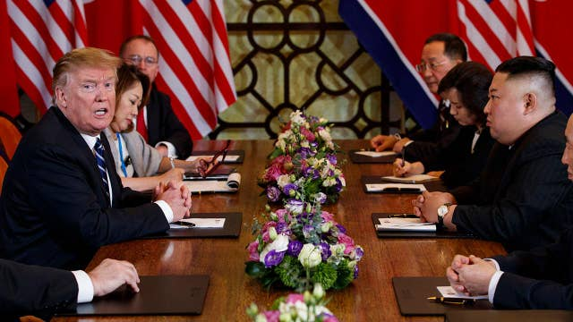 Trump says discussions with Kim Jong Un have been 'very productive'