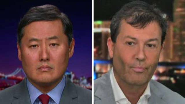 John Yoo and Julian Epstein agree: Cohen hearing was both good and bad news for President Trump