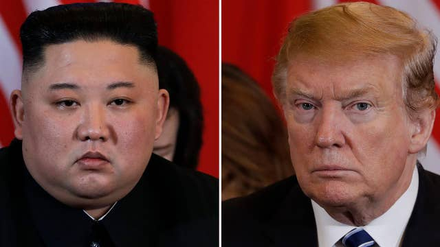 Liberal media criticizes Trump's efforts with North Korea