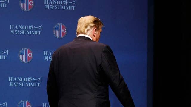 Trump, Kim Jong Un wrap up 2nd day of talks