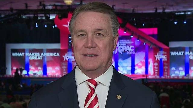 Sen. David Perdue says he believes 'total denuclearization' of North Korea is possible in the future