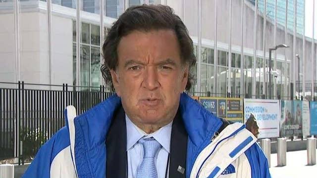 'Keep talking': Former UN Ambassador Richardson says dialogue needs to continue with North Korea