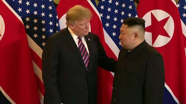 Analyst: President Trump was right to walk away from negotiations with Kim Jong Un