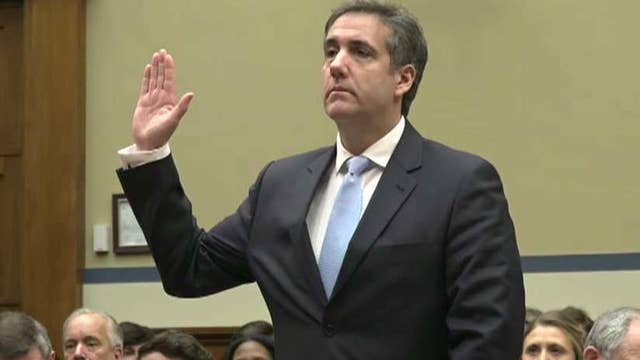 Breaking down Michael Cohen's shifting statements on President Trump