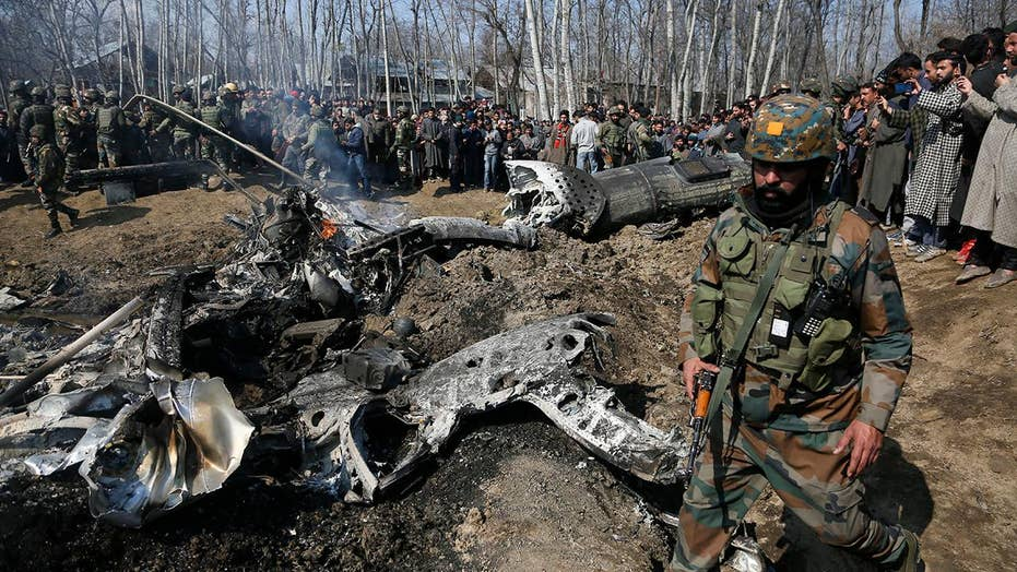 Pakistan shoots down Indian planes, captures pilots<br><br>Two Indian jets are shot down over Pakistan-controlled Kashmir, increasing tensions between the two nuclear-armed rivals over the militarized region. Rep. Waltz explains what it means for the region and world.<br>