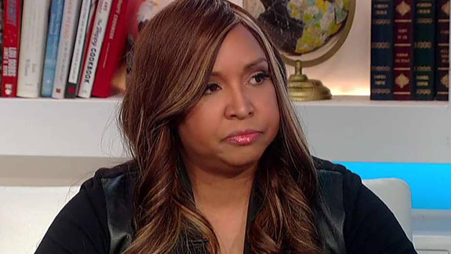 Lynne Patton reacts to being called a 'prop' during the Cohen hearing