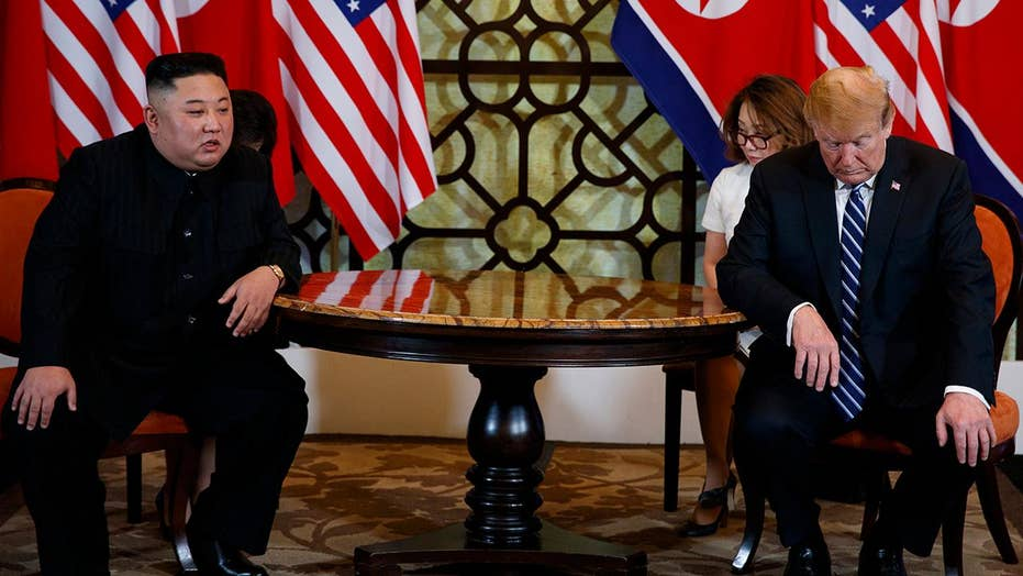 Trump-Kim summit ends early over disagreement on US sanctions