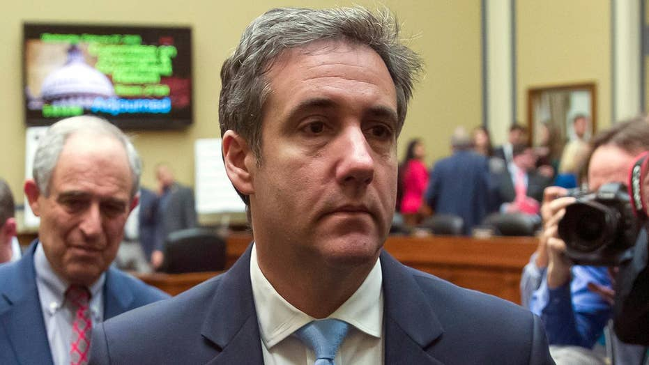 Michael Cohen set to appear before the House Intelligence Committee in a closed door meeting