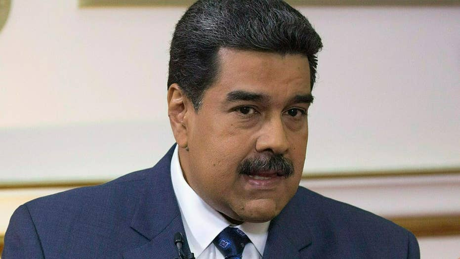No evidence of progress to remove President Maduro in Venezuela