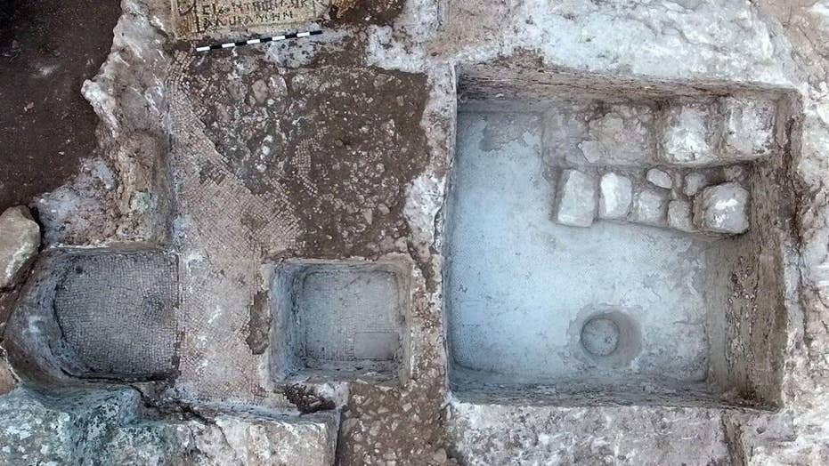 1,600-year-old estate discovered in Israel