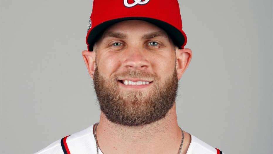 Bryce Harper reportedly agrees to 13-year, $330M deal with Philadelphia Phillies