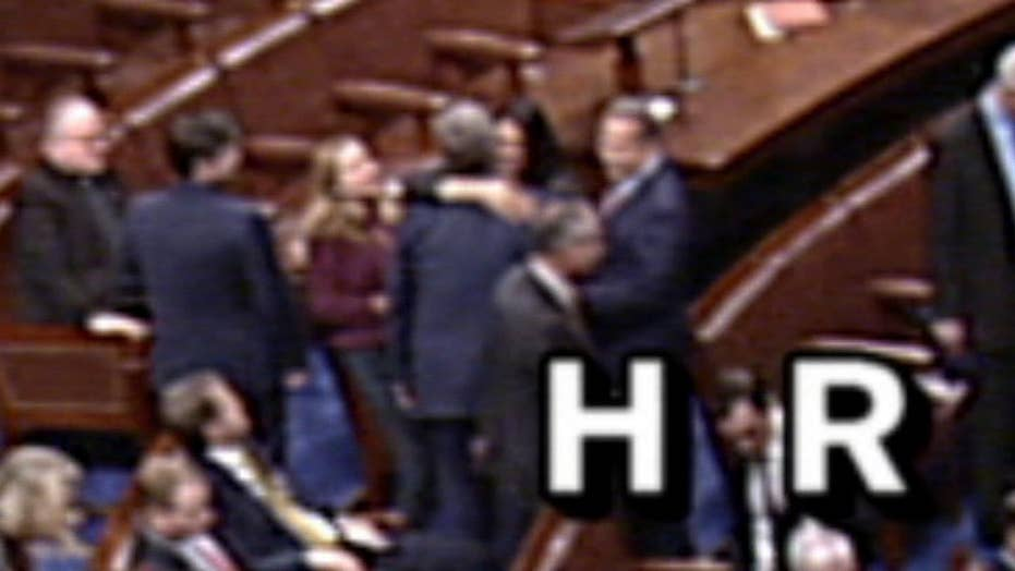 Meadows, Tlaib embrace on House floor after clash over race during Cohen hearing