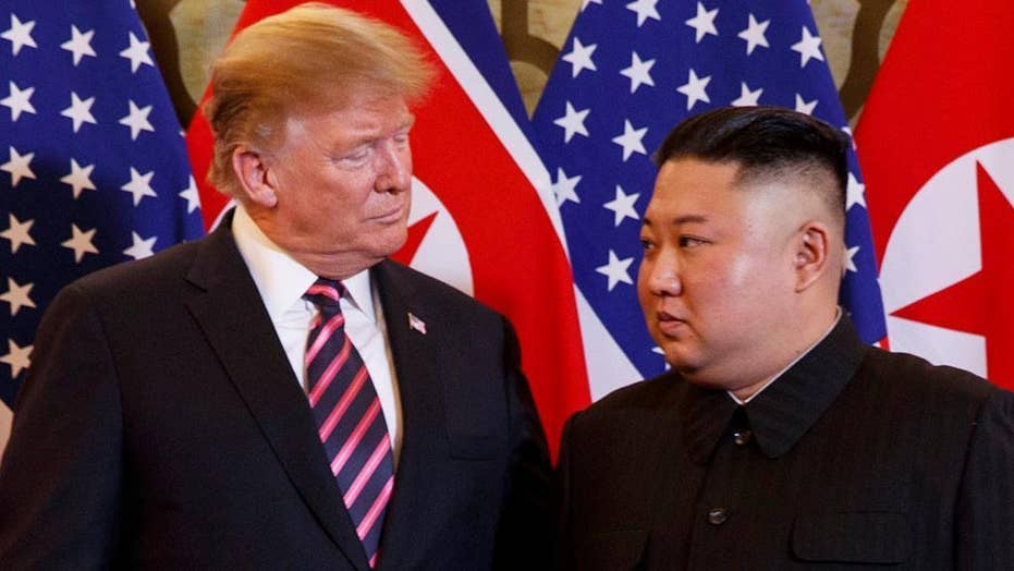 US, North Korea trade blame for failed negotiations