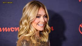 Kelly Ripa shares hilarious throwback Easter photo of son and daughter
