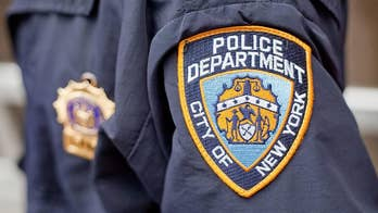 NYPD union chief slams politicians amid cop suicides: 'We're under siege from all directions'