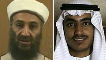 US offers $1M for information leading to Usama bin Laden's son