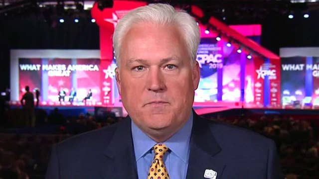 Matt Schlapp says CPAC day 2 will focus on what makes America great