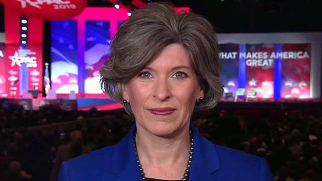 Sen. Ernst on North Korea summit: The president is a good enough negotiator to know when to get up and leave