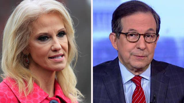 Chris Wallace on Kellyanne Conway's 'non-denial denial' on clearances, Trump's 'unforced error' over Otto Warmbier
