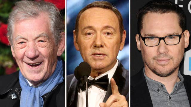 Ian McKellen blames Kevin Spacey and Bryan Singer sexual abuse allegations on them 'being in the closet'