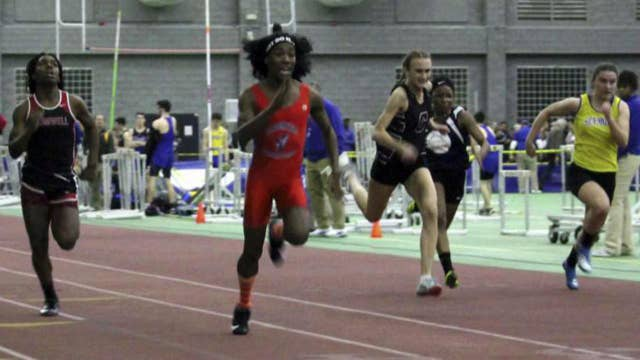 Do transgender female athletes have an unfair advantage in competition?