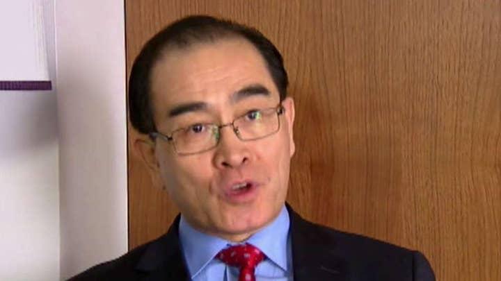 North Korean defector praises President Trump's summit decision